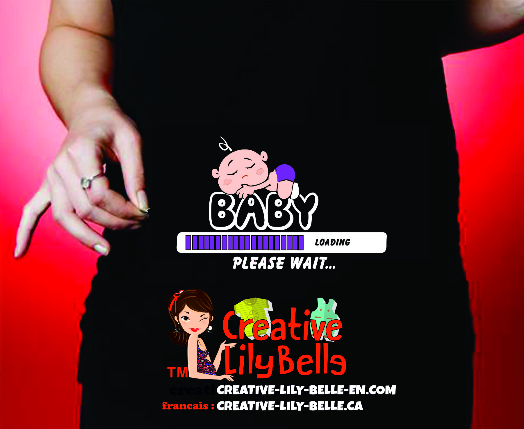 FUNNY MATERNITY SHIRT