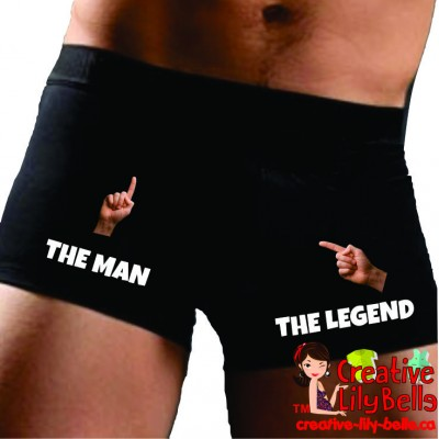 BOXER THE MAN THE LEGEND B14