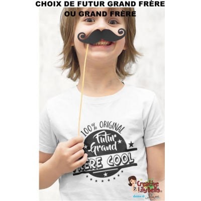 a Futur grand FRERE cool original cc3559