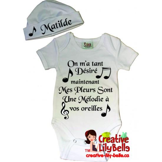 Baby Bodysuit 3318