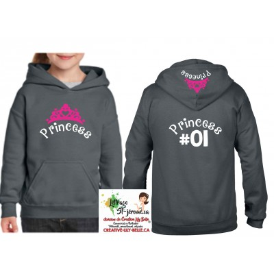 hoodies princess 3438