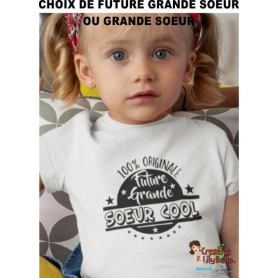 a Future grande soeur cool original cc3558