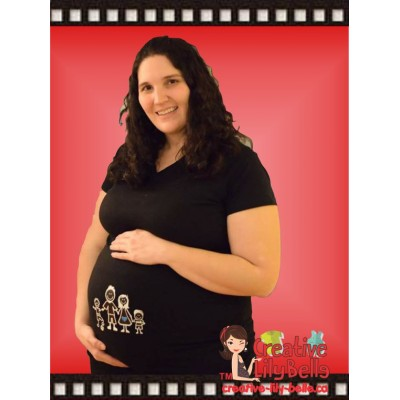 maternity family stick 324