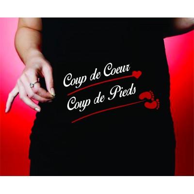 CHANDAIL DE MATERNITÉ COUP COEUR COUP PIEDS 126