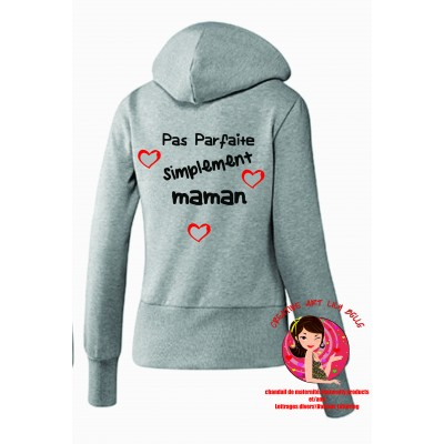 HOODIES HOTS4065 ONLY,MOM
