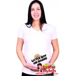 funny maternity shirt
