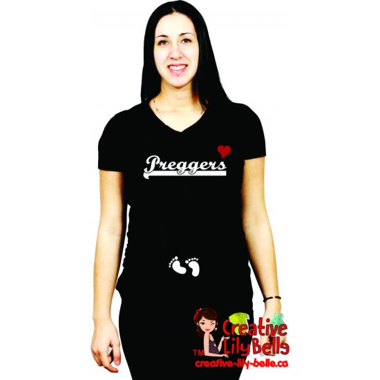 maternity shirt preggers 314