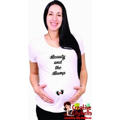 chandail de maternité beauty and the bump 312