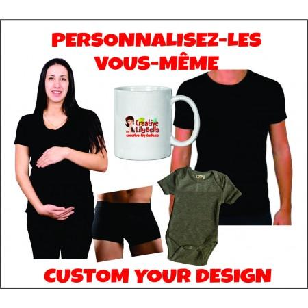 CRÉEZ votre design vous-même !!!!