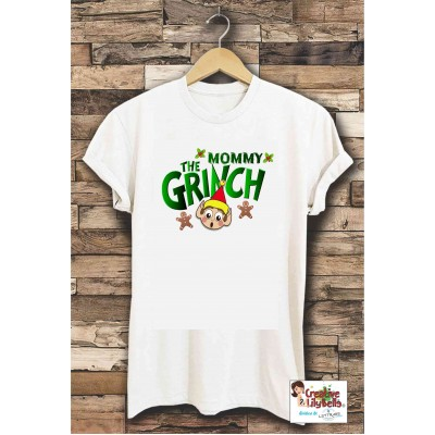 MOMMY GRINCH TS4358