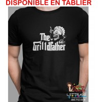 T-SHIRT THE FATHER GRILL TB17