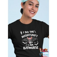 t-shirt i am nightshift nurse bat nurse ts4534