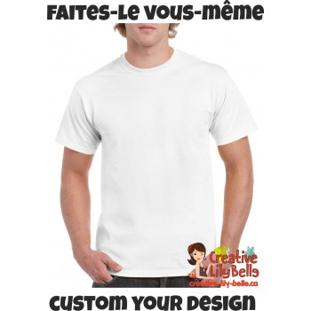 a-custom your design MEN T-SHIRT