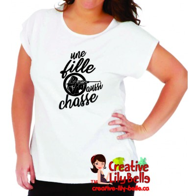 fille chasse ts4339