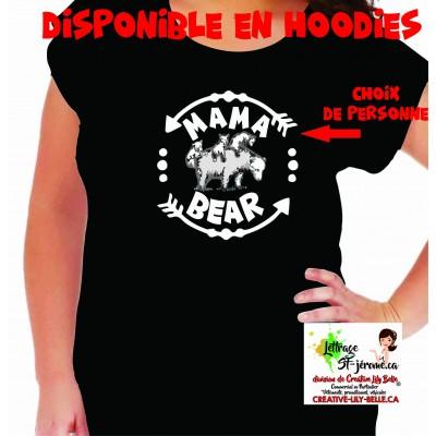 t-shirt bear 4286