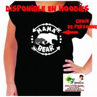 t-shirt bear vector 4287