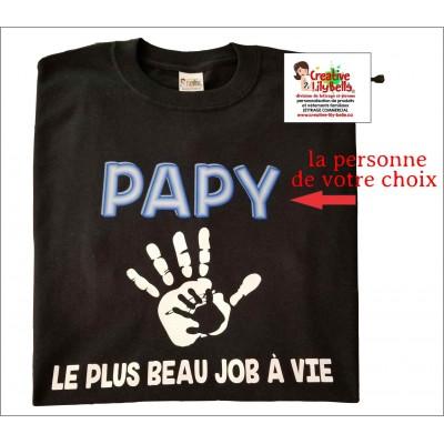 LE PLUS BEAU JOB HOMME (VOTRE CHOIX de personne) 4183