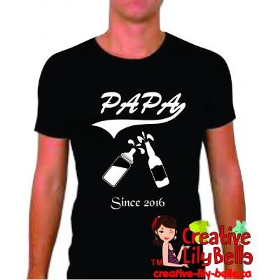papa since 4133