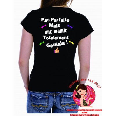 t-shirt mamie ou autres géniale 4073