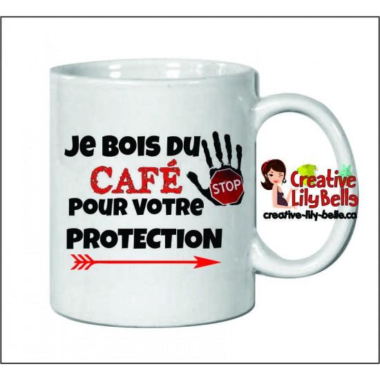 bois café protection M25