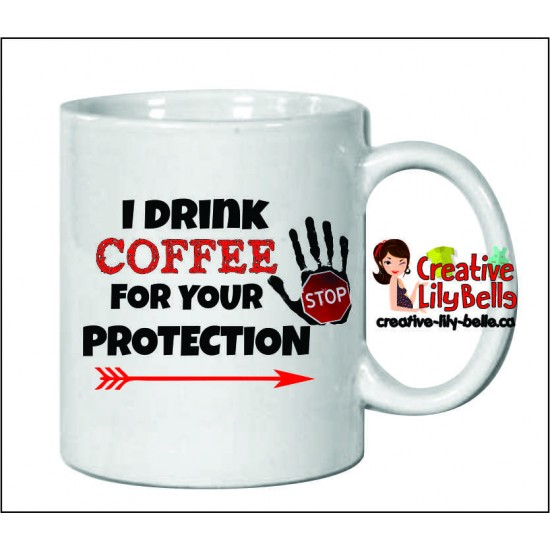 DRINK COFFEE PROTECTION M26