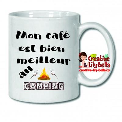 meilleur café camping m21