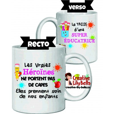 mug teacher or educator