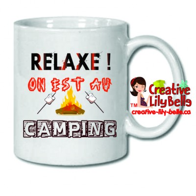 TASSE RELAXE CAMPING M17