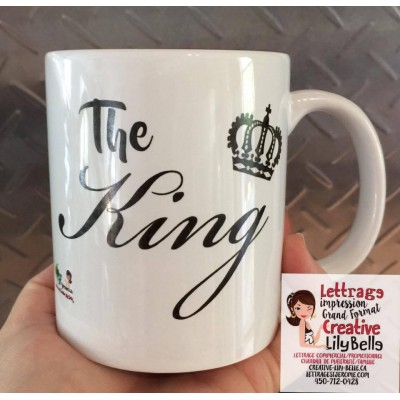 tasse the king #m40