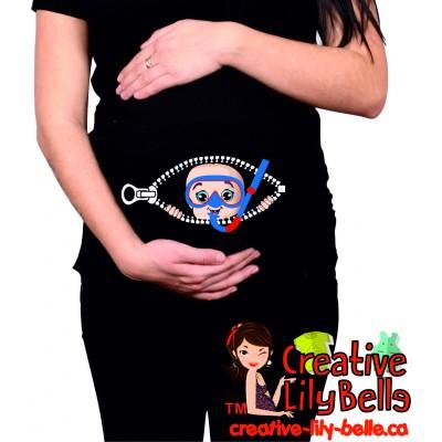 chandail maternité plongeur 277