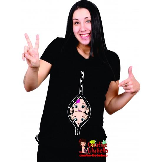 chandail de maternité chemise fashion twin 279